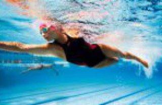 水泳や記録など