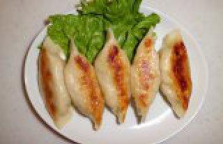 餃子のヘルシーサラダ