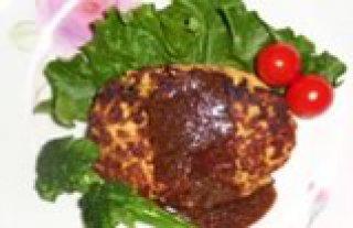 豆腐のヘルシーハンバーグ